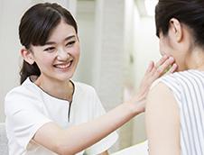 肌診断カウンセリング